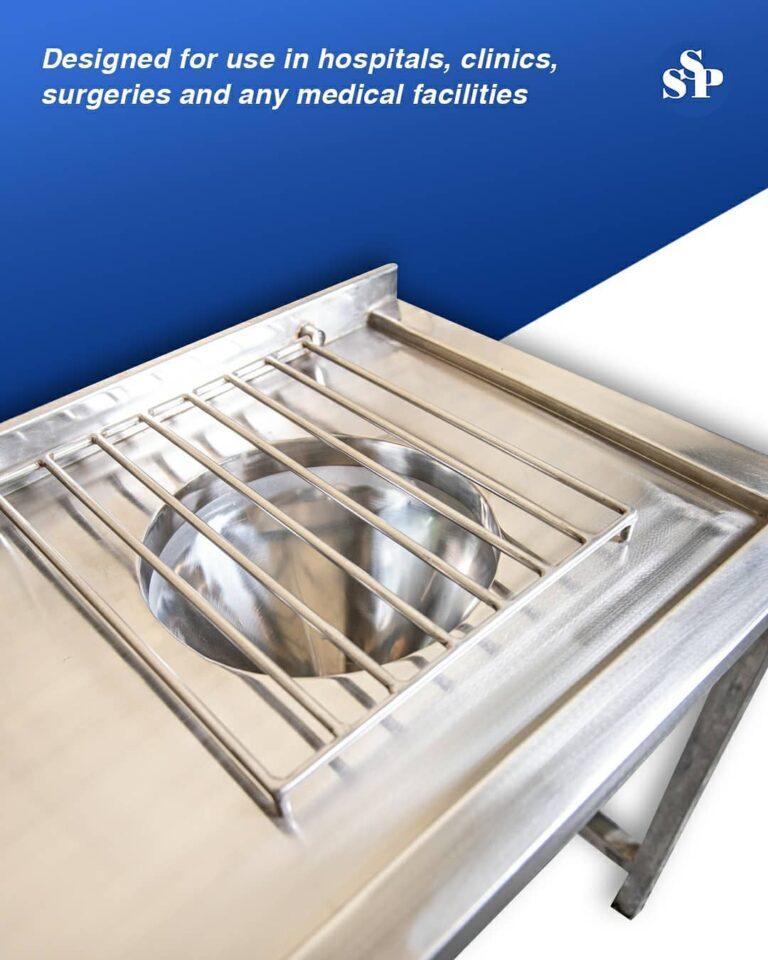 Stainless Steel Sluice Sink