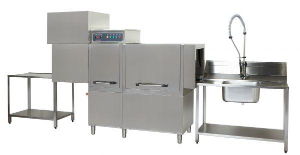 Rack Conveyor Dishwashers With Dryer Dw2000kr