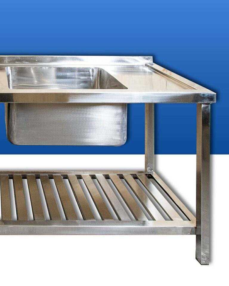 Stainless Steel Commercial Sinks