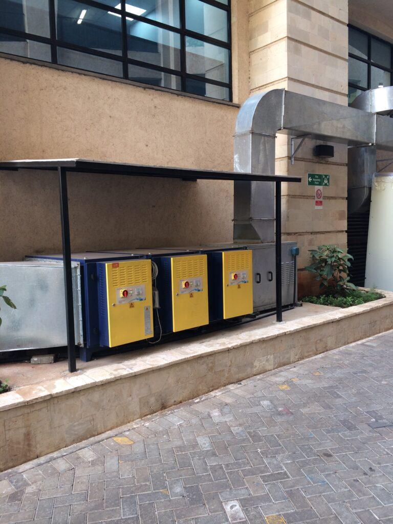 ESP installation case